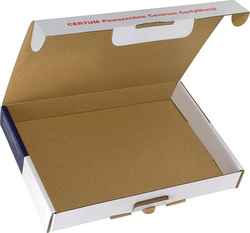 Opakowania z kartonu i tektury cardboard box