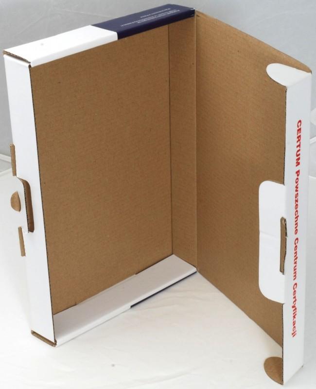 Pudełko z tektury falistej