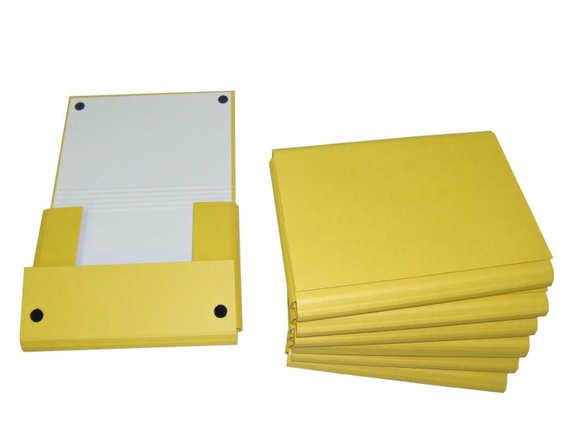 Teczka TSR 2 żółta